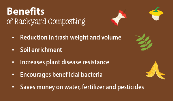 Benefits of Backyard Composting